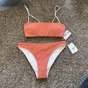 lululemon athletica Swim - NWOT Lululemon Pool Play Reversible Bikini Bundle